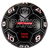PSG Ballon Signatures des Joueurs Neymar Mbappé Cavani Navas Sarabia Di Maria - Collection Officielle Paris Saint Germain - T 5