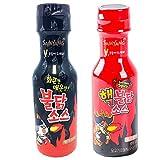 [Samyang] Hack Bulldark Spicy Chicken Roasted Sauce + Bulldark Spicy Chicken Roasted Sauce 2 sets /...