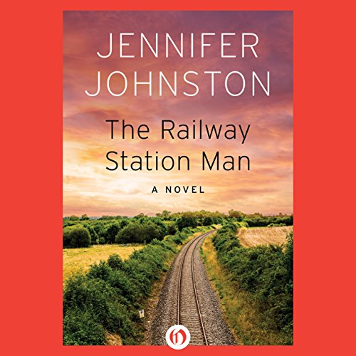 The Railway Station Man audiobook cover art
