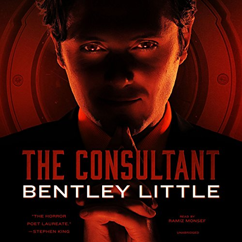 The Consultant cover art