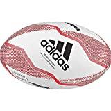 adidas NZRU R B Mini Ballons de Rugby Boys, White/Black/Active Red/Legend Purple, 0