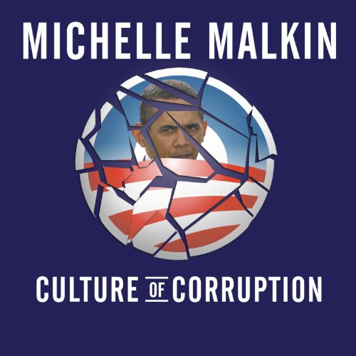 Culture of Corruption audiobook cover art