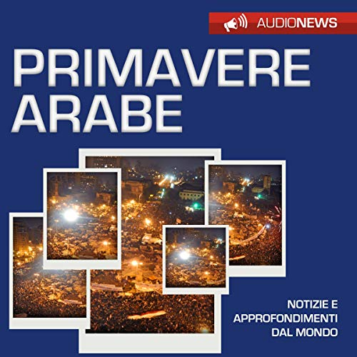Primavere arabe copertina