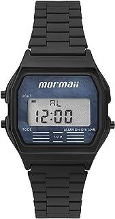 Relógio Mormaii Vintage Unissex Preto Mojh02ay/4p
