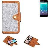 K-S-Trade® Handy-Hülle Für Allview P7 Lite Schutz-Hülle