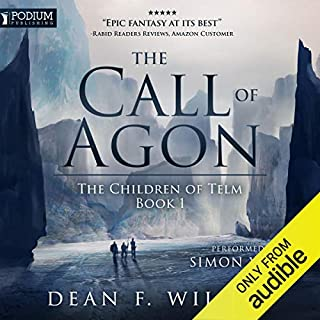 The Call of Agon cover art