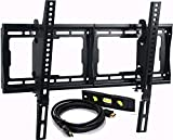 VideoSecu Tilting TV Wall Mounts for Sanyo 32' 37' 42' 48' 50' 65' Plasma LCD LED TV FVD48P4 DP50E44 DP32746 DP32647 DP32648 DP32649 DP37647 DP42740 DP50741 DP50710 DP50740 DP65E34 BG3