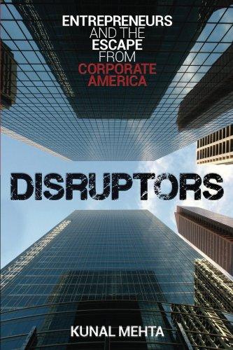 Disruptors (English Edition)