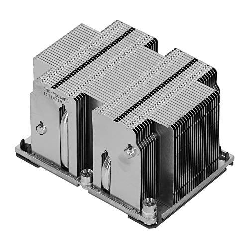 SNK-P0068PS CPU-Kühlkörper LGA 3647-0 2U UP X11 Purley-Plattform-CPU-Kühler für Intel für skalierbares Xeon-Prozessor-CPU-Kühlsystem