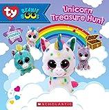 Unicorn Treasure Hunt (Beanie Boos: Storybook with stickers)