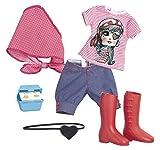 Nancy Pack de ropita aventuras pirata (Famosa 700012723A)
