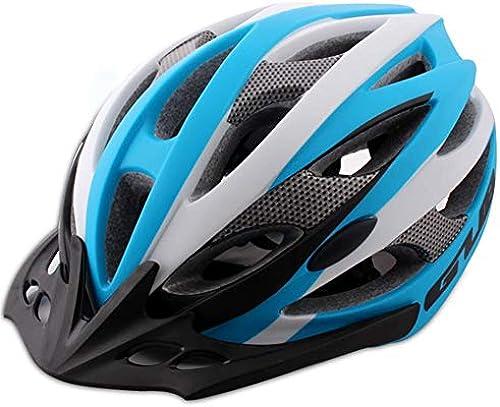 BTAWM Helmets Ultraleichter Fahrradhelm Super Large Größe Fahrradhelm In-Mold-Fahrradhelm für Kopfumfang 58-65cm