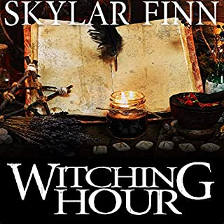 Witching Hour audiobook cover art
