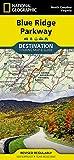 Blue Ridge Parkway (National Geographic Destination Map)
