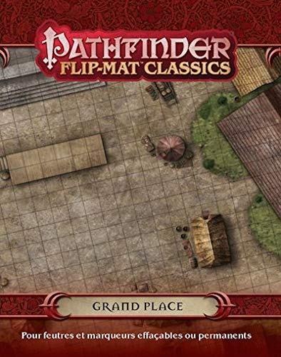Pathfinder Flip-Mat Grand Place