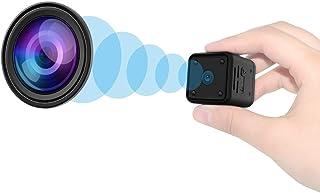 Mini Cámaras espía Oculta, Cámaras Espía 1080P HD con Visión Nocturna Detector de Movimiento, microcámara de Seguridad por...