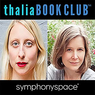 Thalia Book Club: Ann Patchett's Commonwealth audiobook cover art