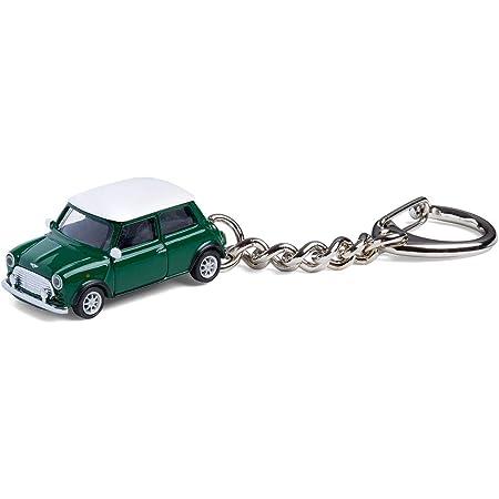 Corpus Delicti Schlüsselanhänger Mit Mini Cooper British Racing Green Modellauto Für Alle Auto Und Oldtimerfans 20 9 11 Küche Haushalt
