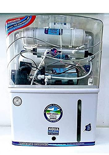 AQUA PERL Advanced RO+UV+UF+TDS Controller & Purification - (12 Litres) Water Purifier