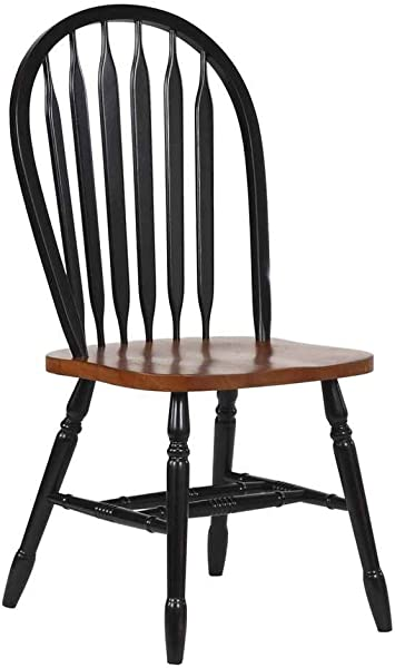 Sunset Trading Arrow Back Dining Chair Set Of 2