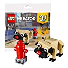 LEGO Creator 3 in 1 Pug, Turkey, and Koala Bear (30542) Bagged