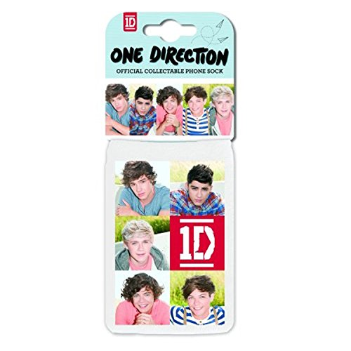One Direction - phone sock Band 2 (in Onesize)