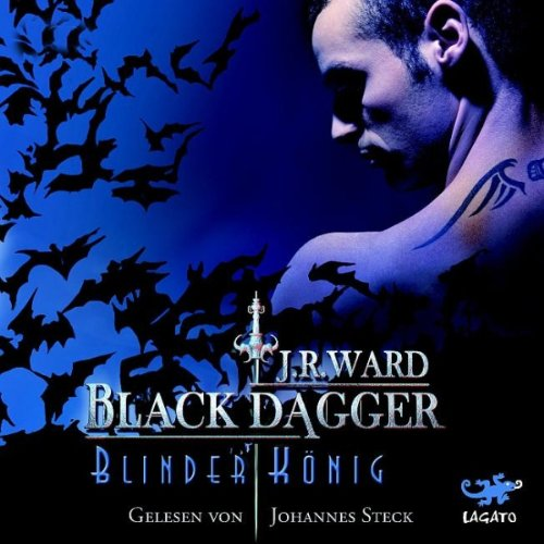 Blinder König (Black Dagger 14) audiobook cover art