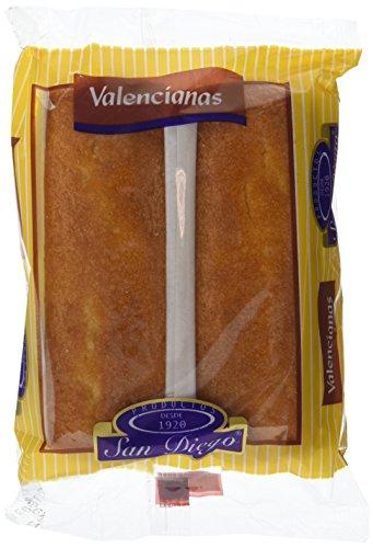 Productos San Diego Valencianas - Paquete de 30 x 65 gr - Total: 1950 gr