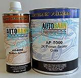 AUTOBAHN AP-8060 2K Primer Sealer Gray Restoration CAR Paint Supplies