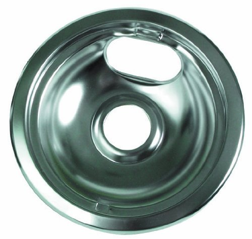 Camco 00383 6 Universal Reflector Bowl (Chrome) by Camco