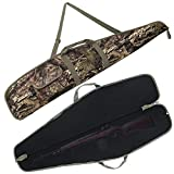 AUMTISC Soft Rifle Cases Long Single Gun Bag Outdoors Range Hunting Shooting Firearm