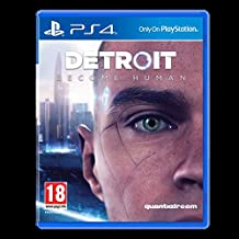 Detroit: Become Human PlayStation 4 by Quantic Dream