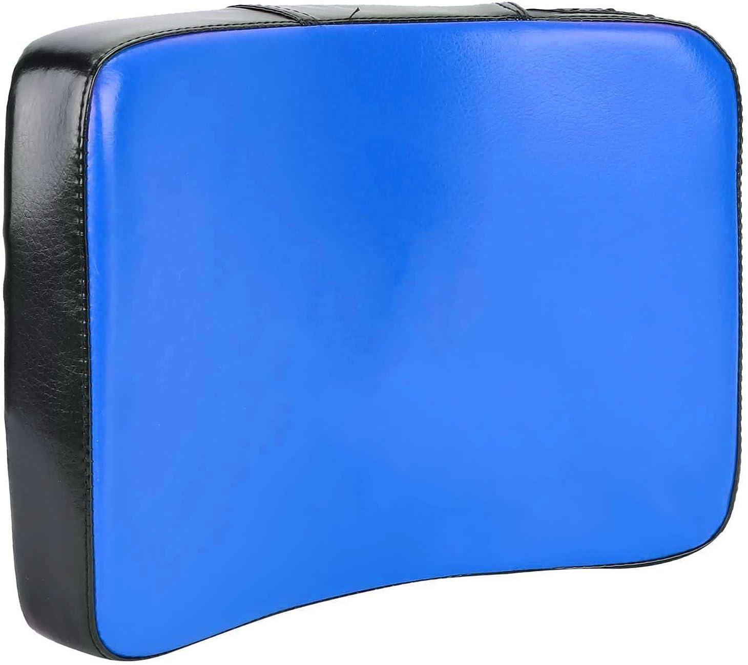 Muay Thai Pad EVA Foam free Liner Ki Space Shock Absorb Side Max 67% OFF Leather