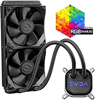 EVGA CLC 240mm RGB LED CPU Liquid Cooler