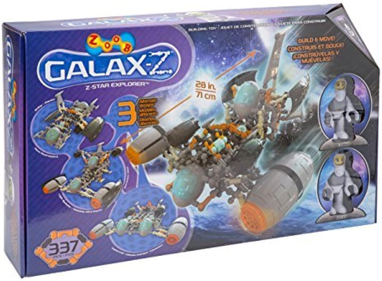 Más asequible ZOOB Galax-Z Z-Estrella Explorer by ZOOB ZOOB ZOOB  precios ultra bajos