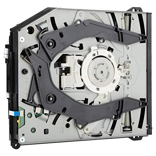 Unidad de CD duradera resistente al desgaste profesional anticorrosión ABS compatible con PS4 1200