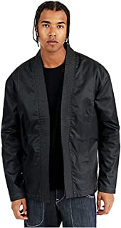 True Religion Men's Urban Coated Dojo Jacket, Urban Elements Collection