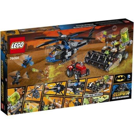 563 Pieces LEGO DC Comics Super Heroes Batman: Scarecrow...