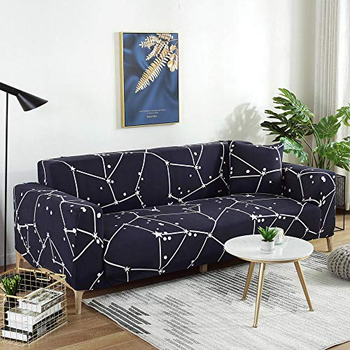Hybad Universele stretch Slip Cover Sofa,4 seizoenen stof print bank bank covers, volledige cover universele leer Sofa Slipcover, Pet Dog Sofa Protectors