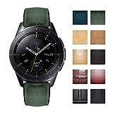 Bandas de reloj de repuesto compatibles con Samsung Galaxy Watch 42mm/46mm,Active 2,Samsung Gear S3...