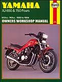 i5motorcycle 1980-1984 Yamaha XJ 650 750 XJ650 XJ750 Maxim Seca Haynes Service Repair Manual