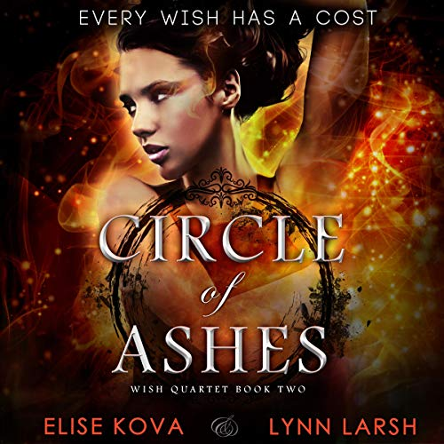 Circle of Ashes audiobook cover art