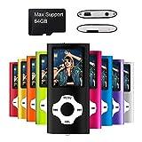MYMAHDI – Digital, Compact et Portable Lecteur MP3/MP4 (Max Support 64 G) avec Photo Viewer,...