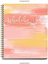 Wholehearted: A Coloring Book Devotional by Jordan Lee (2016-06-15)