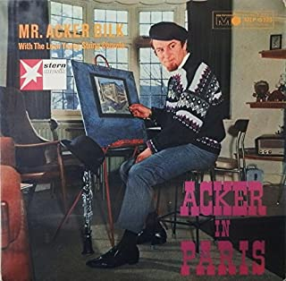 Acker Bilk With Leon Young String Chorale, The - Acker In Paris - Metronome - MLP 15 223, Stern Musik - MLP 15 223
