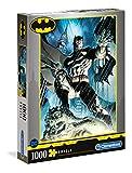 Clementoni- PZL 1000 HQC Batman Puzzle Adulto, Multicolor (39576)