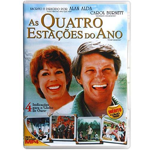 DVD As Quatros Estações do Ano - Alan Alda
