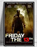 YYTTLL Wooden Jigsaw Puzzles 1000 Pieces Poster Friday The 13Th Horror Movie Poster Jas Voorhees Artfor Adults Children Games Educational Toys