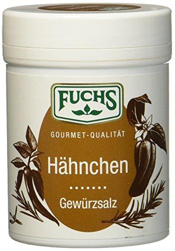 Fuchs Hähnchen Gewürzsalz, 3er Pack (3 x 80 g)