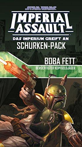 Heidelberger Spieleverlag HSV Star Wars I.A.: Boba Fett